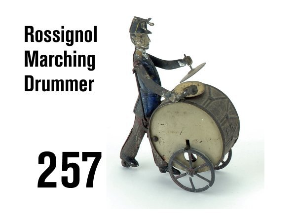 257: Rossignol Marching Drummer