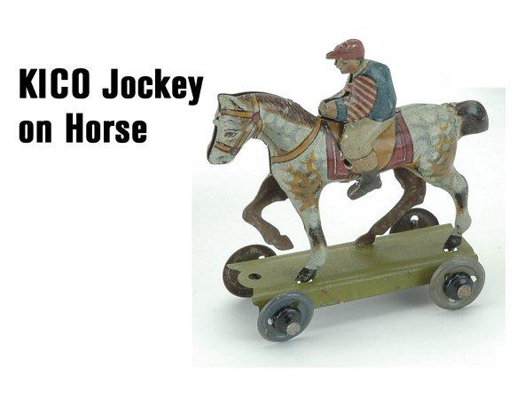 265: KICO Jockey  on Horse