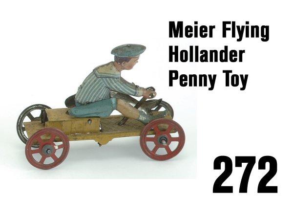 272: Meier Flying Hollander Penny Toy