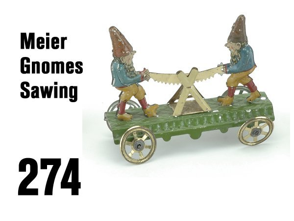 274: Meier Gnomes Sawing