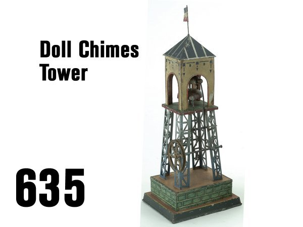 635: Doll Chimes Tower