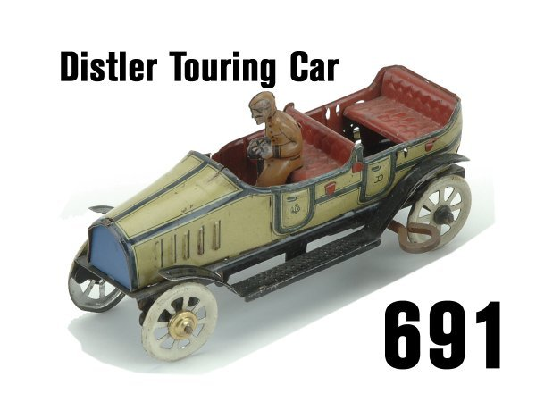 691: Distler Touring Car