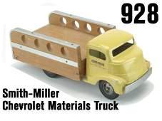 928: Smith-Miller Chevrolet Materials Truck