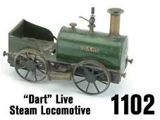 1102: Dart'Live Steam Locomotive
