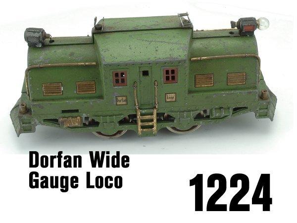 1224: Dorfan Wide Gauge Loco