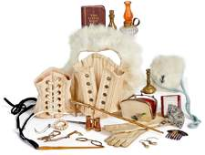 French fashion doll corsets and accessories