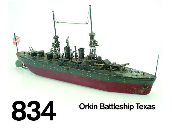 834: Orkin Battleship Texas