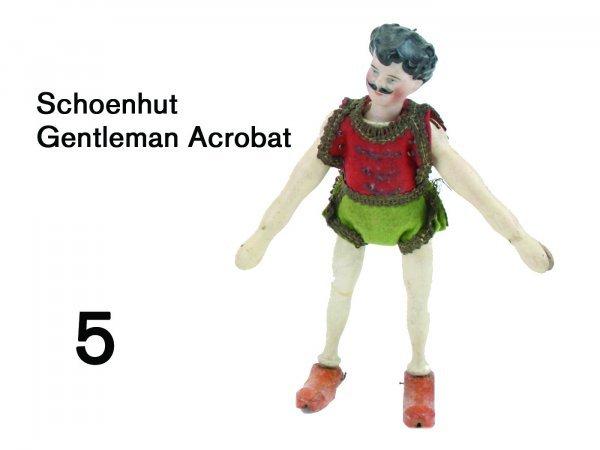 5: Schoenhut Gentleman Acrobat