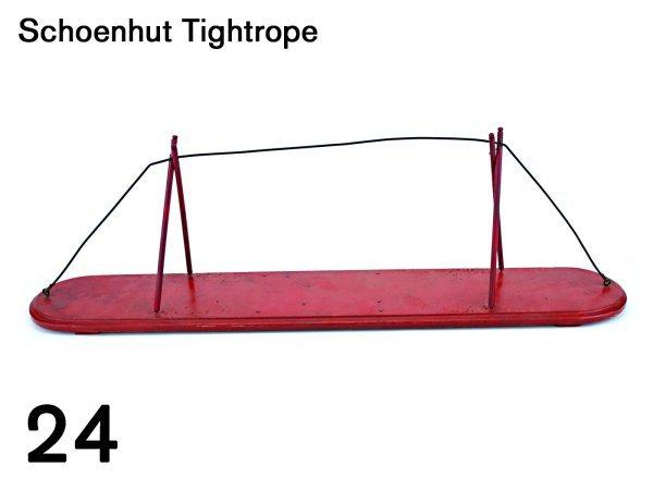 24: Schoenhut Tightrope