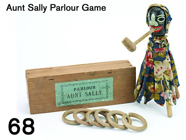 68: Aunt Sally Parlour Game