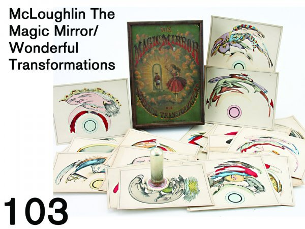 103: McLoughlin The  Magic Mirror/Wonderful Transformat