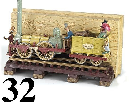 32: Baranger Motion Display - Honeymoon Express