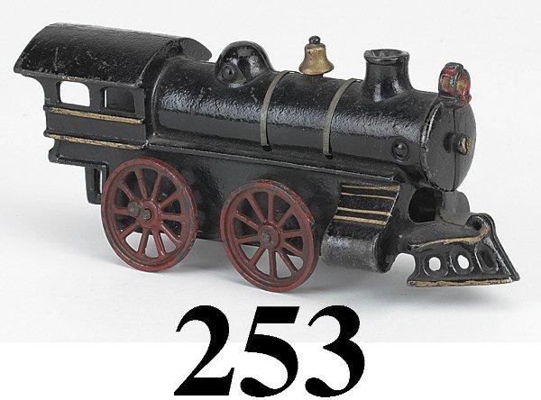 253: Ives Transitional Floor Train Locomotive