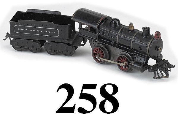 258: Ives # 20 LVE Loco & Tender