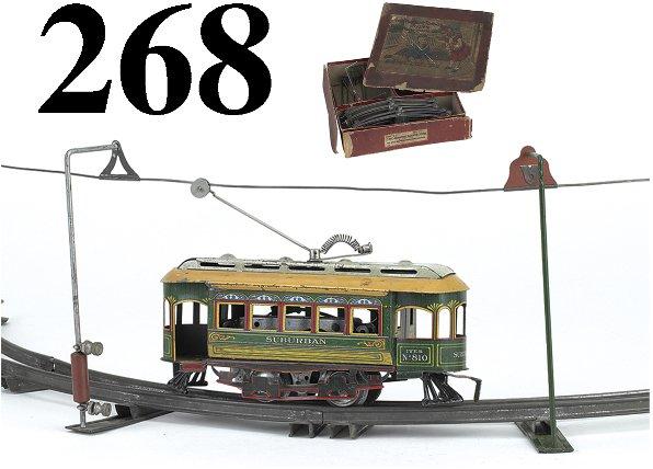 268: Ives Suburban No. 810 Trolley