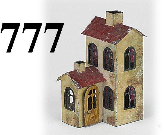 777: Marklin Crossing Island House