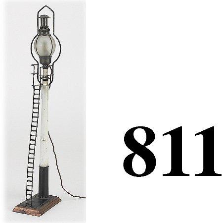 811: Marklin Street Lamp with Ladder