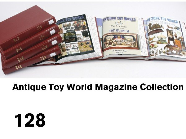 128: Antique Toy World Magazine Collection