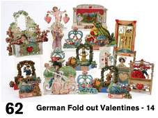 62: German Fold out Valentines-14