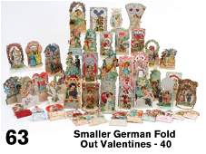63: Smaller German Fold Out Valentines-40