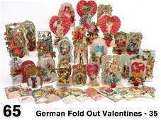 65: German Fold Out Valentines-35