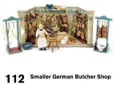112 Smaller German Butcher Shop