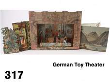 317: German Toy Theater