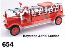 654: Keystone Aerial Ladder