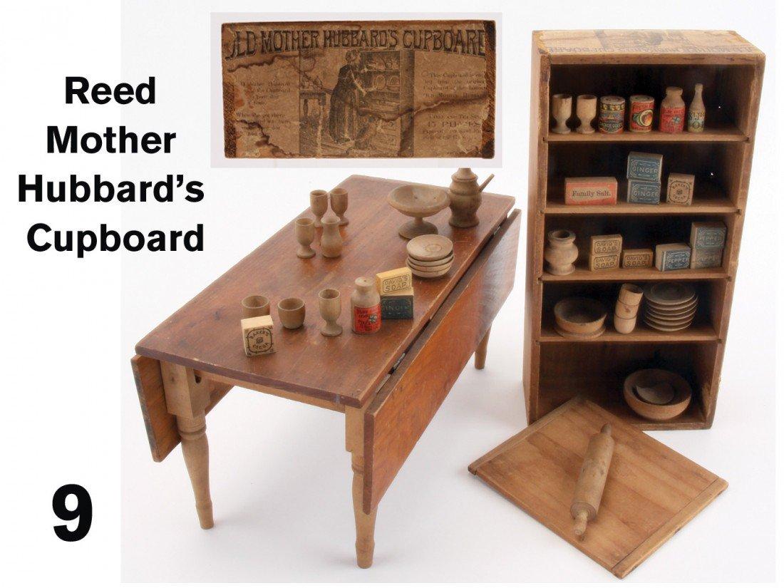 9: Reed Mother Hubbard's Cupboard