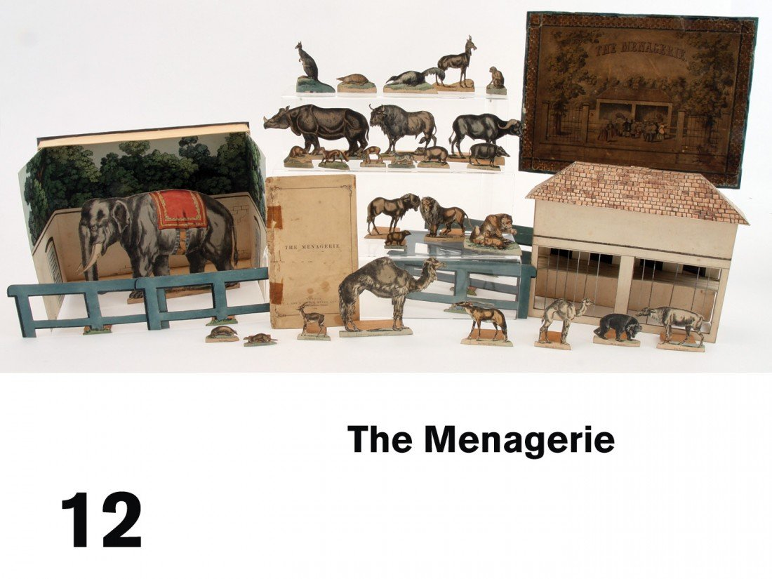 12: The Menagerie