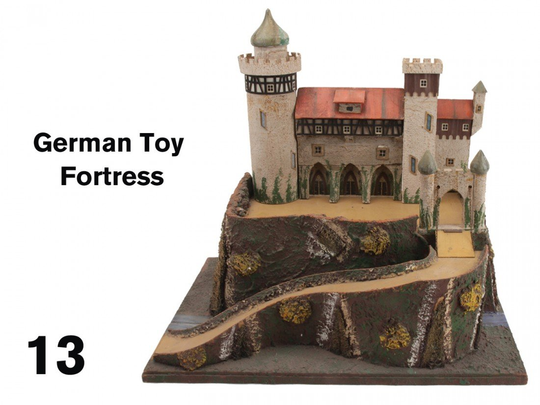 13: German Toy Fortress