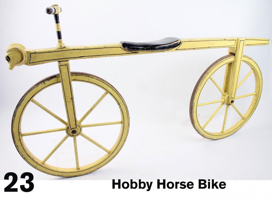 23: Hobby Horse Bike
