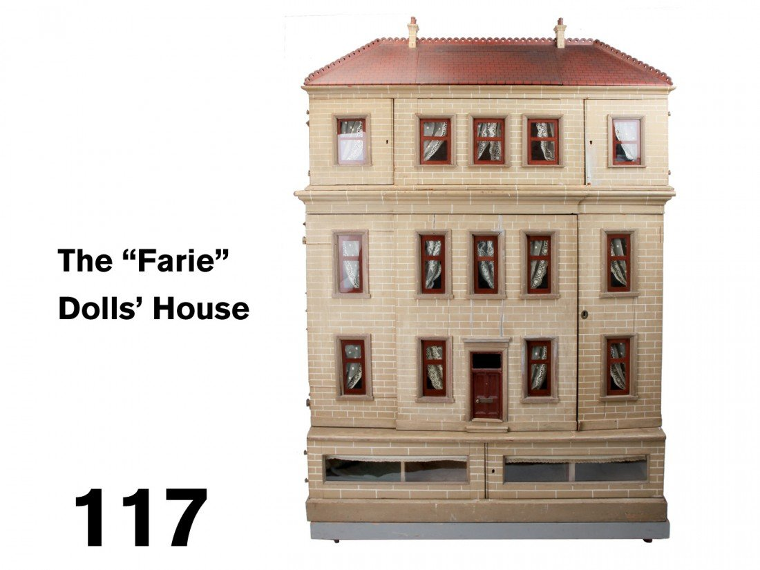 117: The 'Farie' Dolls House