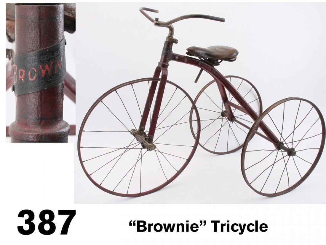 'Brownie' Tricycle