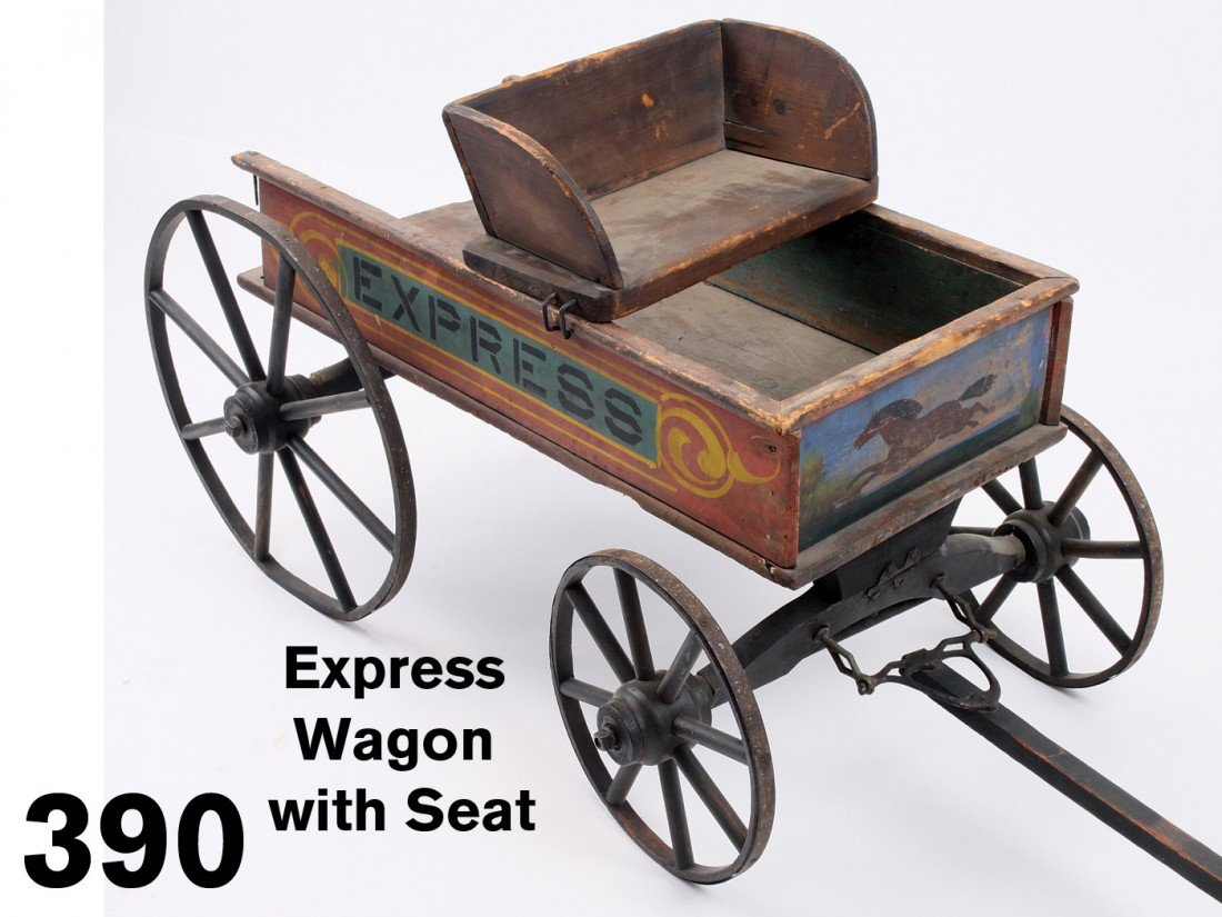Express Wagon with Seat