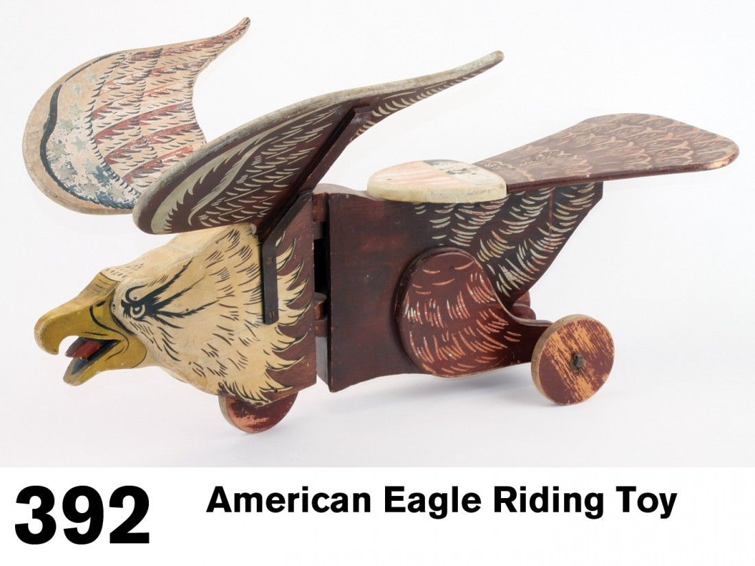 American Eagle Riding Toy