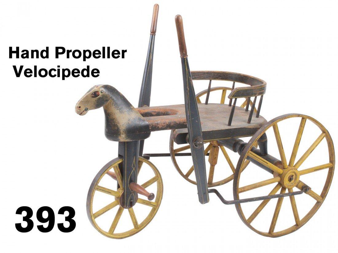 Hand Propeller Velocipede