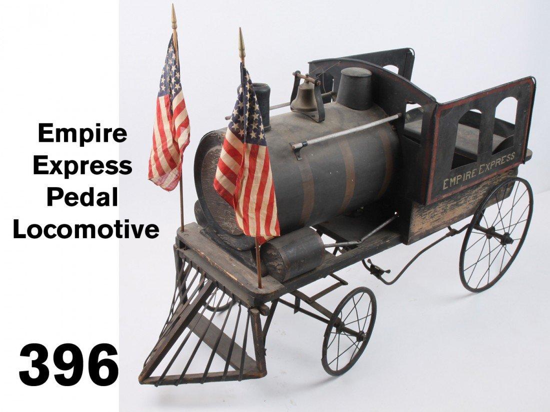 Empire Express Pedal Locomotive
