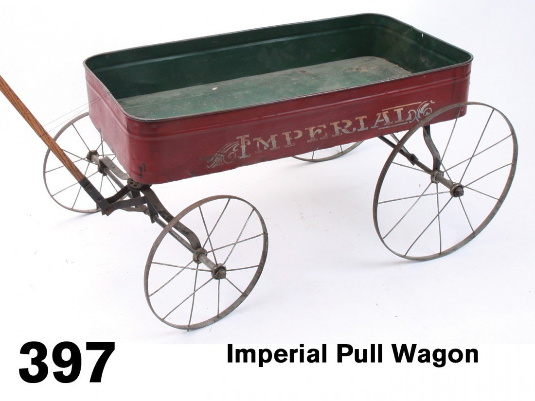 Imperial Pull Wagon