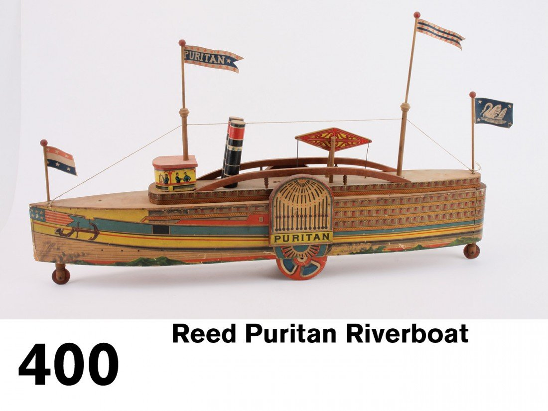 Reed Puritan Riverboat