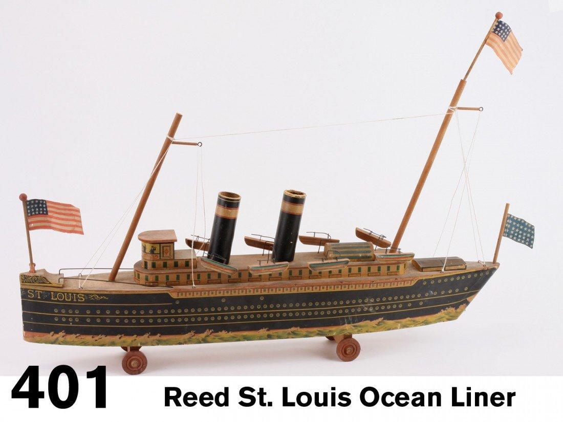 Reed St. Louis Ocean Liner