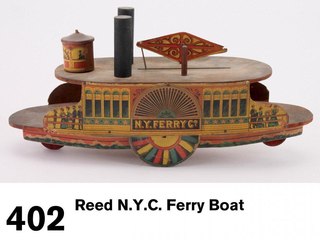 Reed N.Y.C. Ferry Boat