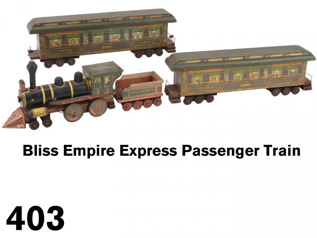 Bliss Empire Express Passenger Train
