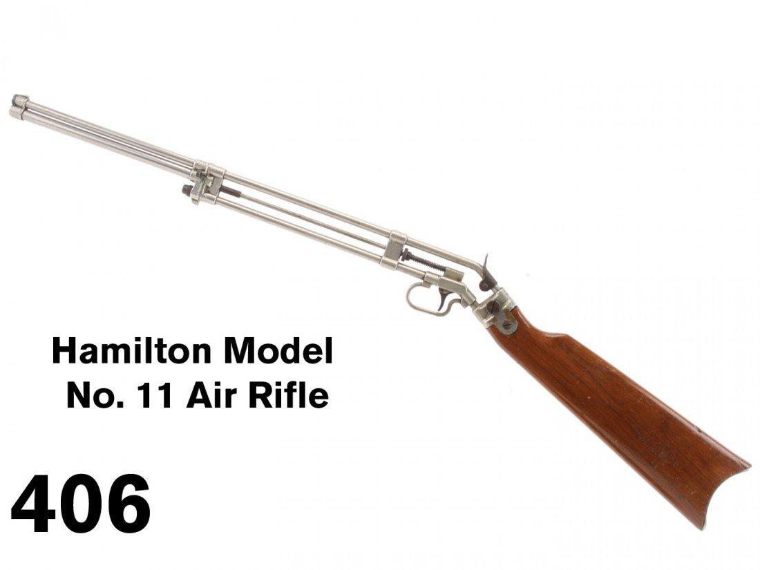 Hamilton Model No. 11 Air Rifle