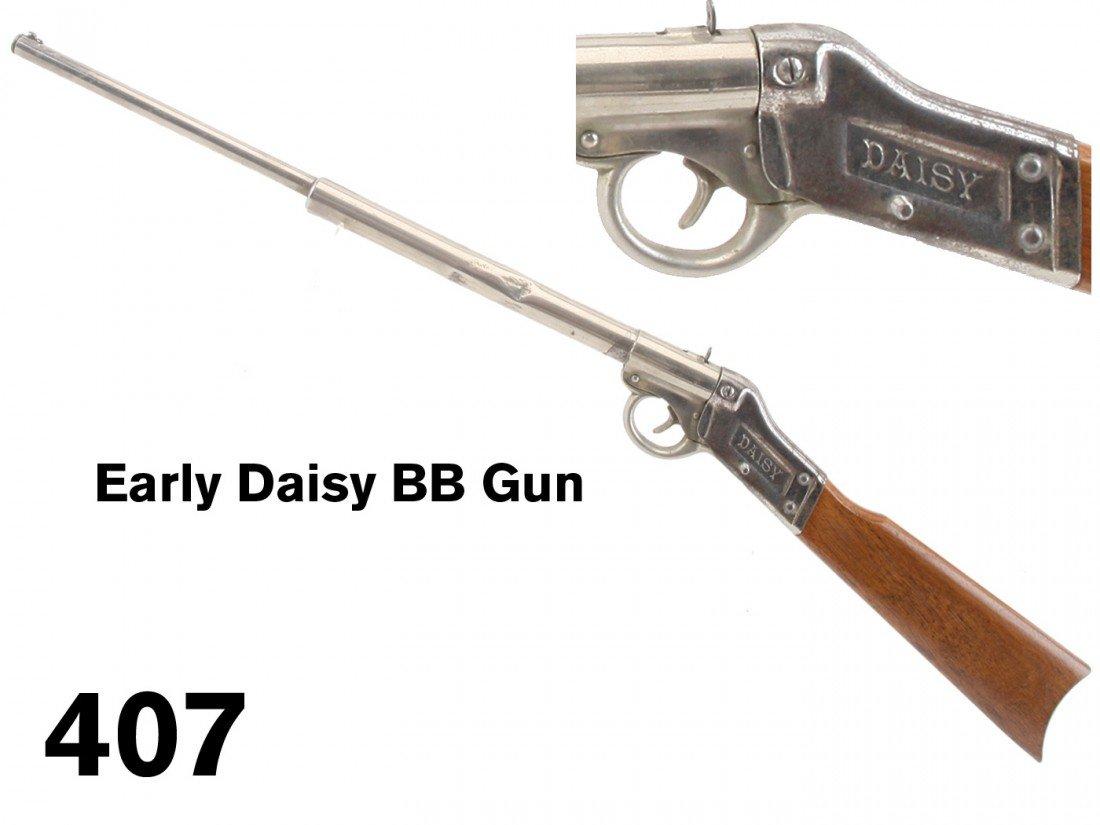 Early Daisy BB Gun