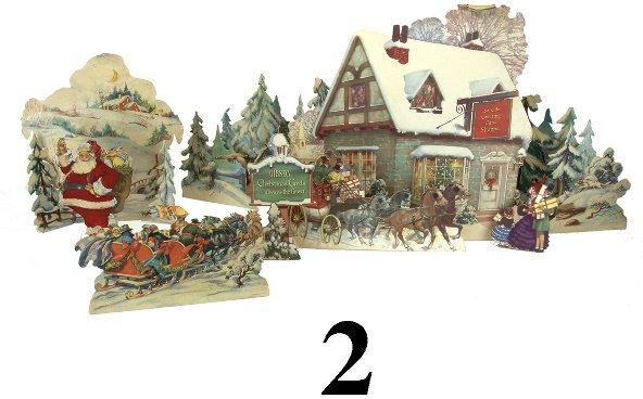 2: Dennisons Christmas Display