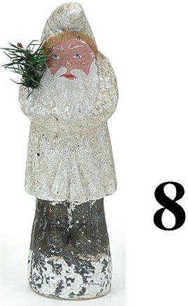 8: 8.25 Belsnickle-White Coat