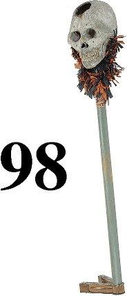 98: Large Parade Skeleton Lantern