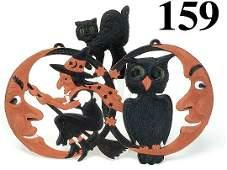 159 Embossed Die Cuts