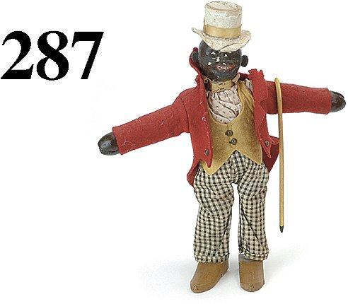 287: Schoenhut Black Dude